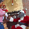 Soul Santa Appears at the Black History Museum of Virginia