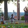 Event Pick: The Peace Love RVA Yoga Festival at Brown's Island