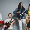 Deerhoof, Bermuda Triangles, Tavishi and COQ at Strange Matter