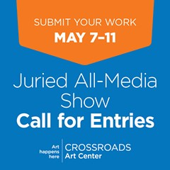 Call for Entries – May Juried All-Media Show - Uploaded by Jenni Kirby