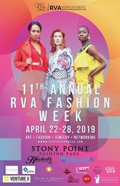 11th Annual RVA Fashion Week:  April 22nd - 28th! - Uploaded by Jimmy Budd