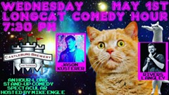 Longcat Comedy - Uploaded by castleburgbrewery