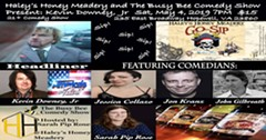 Busy Bee Comedy- Kevin Downey, Jr from AGT! + plus 4 more - Uploaded by HHMEAD