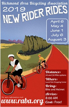 RABA New Rider Ride - Uploaded by Josh