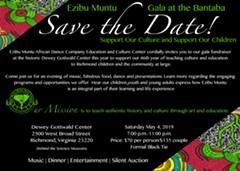 Ezibu Muntu Invites the Community to Support Richmond's Children - Uploaded by Tanya Dennis
