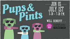 Pups & Pints July - Uploaded by CCrews