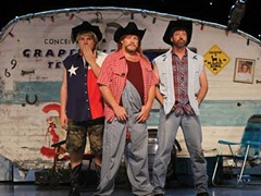 3 Redneck Tenors in Concert - Uploaded by cacga