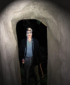 Ghostly Blood Lake Coal Miner - Uploaded by BloodLake