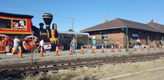 Train Day at Richmond Railroad Museum - Uploaded by tim torrez