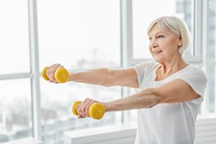 Strength and Conditioning for Seniors - Uploaded by jlankford