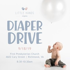 Little Hands Virginia Launch Event and Diaper Drive - Uploaded by taylor.t.keeney6f92