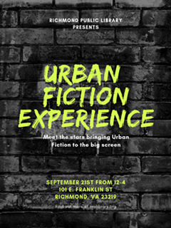 Urban Fiction Experience - Uploaded by Natalie Draper