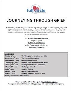 Journeying Through Grief with Full Circle - Uploaded by Full Circle Grief Center