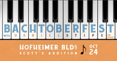 Bachtoberfest with Daniel Stipe - Uploaded by Classical Revolution RVA