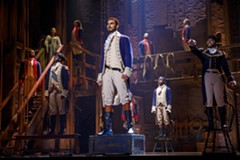 Hamilton To Make Its Richmond Debut at Altria Theater - Uploaded by LizaCWC