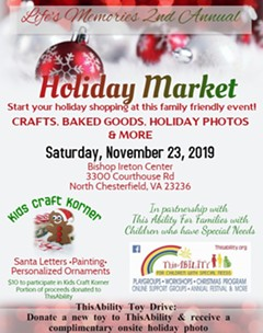2nd Annual Holiday Market Craft Fair - Uploaded by LaTesha McIntosh