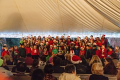 21st Annual Tree Lighting at The Cultural Arts Center - Uploaded by cacga