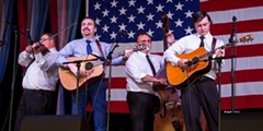 Ralph Stanley II & The Clinch Mountain Boys - Uploaded by Diomed