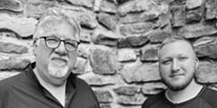 Michael + Peter Formanek - Uploaded by Adam Hopkins