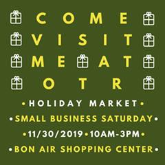 OTR Holiday Market 2019 - Uploaded by Perk!