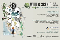 The Alliance for the Chesapeake Bay hosts the Wild & Scenic Film Festival! - Uploaded by Adam Bray
