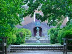 On May 21 at noon, Matt Peterschmidt, Dr. Eric Proebsting, and Betsy Worthington will deliver a Banner Lecture about the legacy of the Garden Club of Virginia in the context of current projects at Stratford Hall and Poplar Forest. - Uploaded by Maggie Carnan