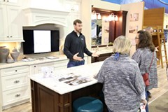 The Virginia Home Show is January 25-26, 2020 at the Farm Bureau Center at Meadow Event Park. - Uploaded by Fluco74