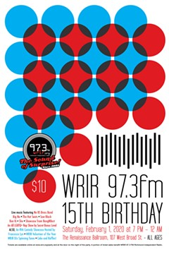 No BS Brass, Hot Seats and Big No Headline WRIR 97.3 FM's Birthday Bash on Feb 1 - Uploaded by WRIR 97.3 FM Richmond Independent Radio