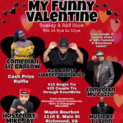 This event is for singles and as well as couples where they'll be entertained with great comics, phenomenal singing and as well as incredible food!! - Uploaded by Hakeem Aquil T