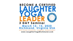 Laughter Yoga Training in RVA - Uploaded by Slashtipher Coleman