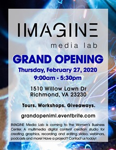Grand Opening: Imagine Media Labs - Uploaded by Womens Business Center