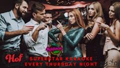 Superstar Karaoke Every Thursday Night with your host Sho DJ - Uploaded by Sho DJ ( Mark Turner )