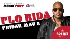 Flo Rida at Colonial Downs Music Fest - Uploaded by RosiesCD