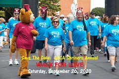 Acca Shriners Walk For Love - Uploaded by Brian F. LaFontaine