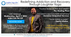 Laughter Yoga and Addiction Training with Slash Coleman - Uploaded by Slash Coleman