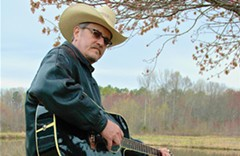 Brad Spivey in concert 4/17 at The Cultural Arts Center - Uploaded by cacga