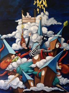 Amy Burczyk - Uploaded by Art Works