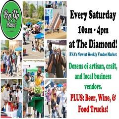 PopUp Market at The Diamond - Uploaded by evvnt platform