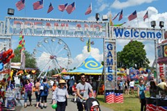 The midway features rides, games and fair food for the whole family. - Uploaded by Caron Conway