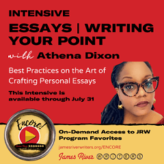 Essays: Writing Your Point - Uploaded by JRW Program Director