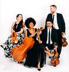 The Thalea String Quartet - Uploaded by Chamber Music Central Virginia
