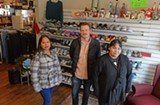 For Latina mothers, a new South Side thrift shop is more than just a store