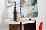 收藏目的地:为期两天的艺术,188bet金宝博风格,设计博览会展示新鲜现代的家具和艺术。