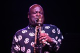 """Review: James """"Saxsmo"""" Gates - """"Stepping Out"""""""