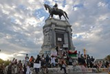 Once one statue comes down, who owns the land?