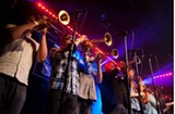 Event Pick: No BS Brass and Angelica Garcia at the Broadberry