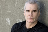 Henry Rollins at the National