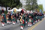 The Irish Festival in Church Hill
