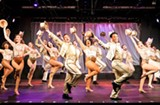 "Review: Richmond Triangle Players' ""A Chorus Line"""