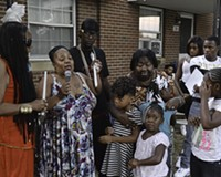 Vigil Mourns Homicide Victim, Decries Violence